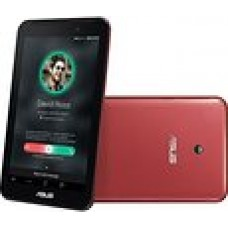 Asus Fonepad 7 FE170CG-6C013A Tablet (WiFi, 3G, Voice Calling, 8GB, Dual SIM), RED