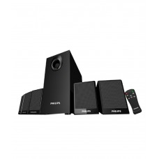 Philips DSP 2800 5.1 Speaker System (20W) without USB Port