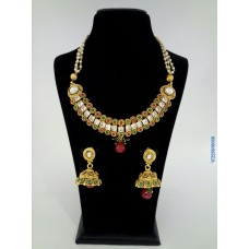 Alankruthi Antique Traditional Necklace
