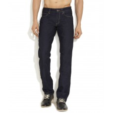 Wrangler Dark Blue No Frills Rockville Jeans