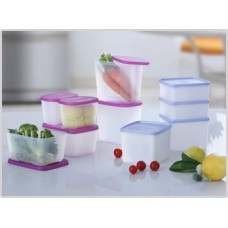 Tupperware Refrigerator Set