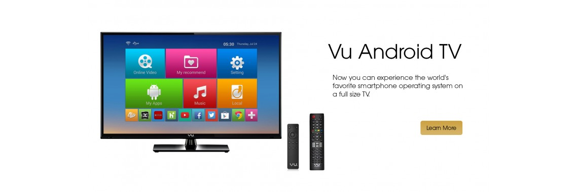 Vu Luxury Tv